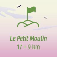 Le défi Petit Moulin, 17+9 km