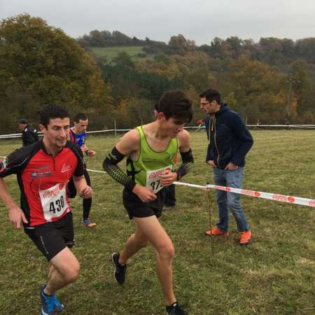cross villemoisan : cross cour et long