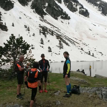 Stage Trail Cauterets 2018