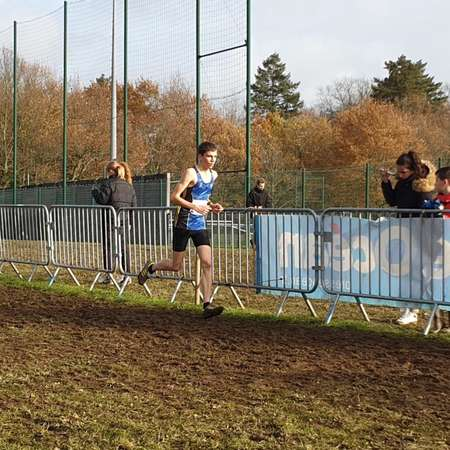 Cross la Chapelle sur Erdre 2019